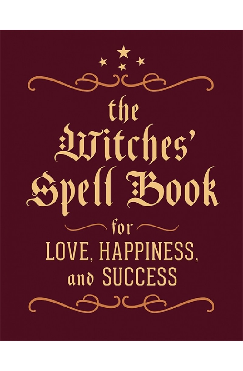Witches' Spell Book: For Love, Happiness, and Success (Miniature Edition)