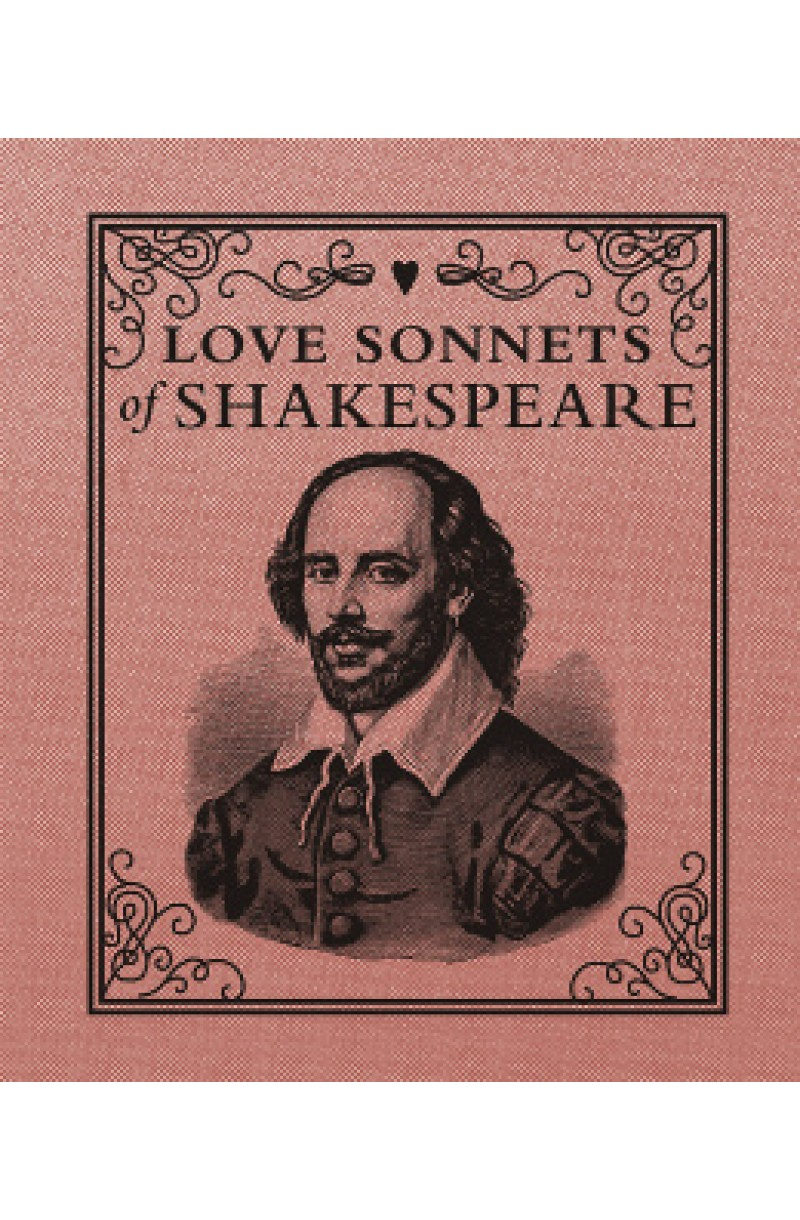 Love Sonnets of Shakepeare (Miniature Edition)