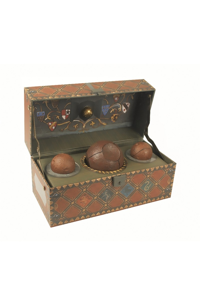 Harry Potter: Collectible Quidditch Set Minikit