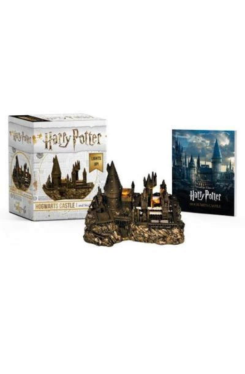 Harry Potter Hogwarts Castle and Sticker