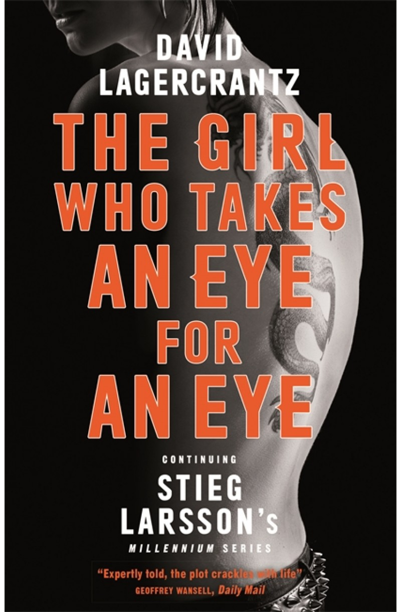 Millennium Sequel 2: Girl Who Takes an Eye for an Eye