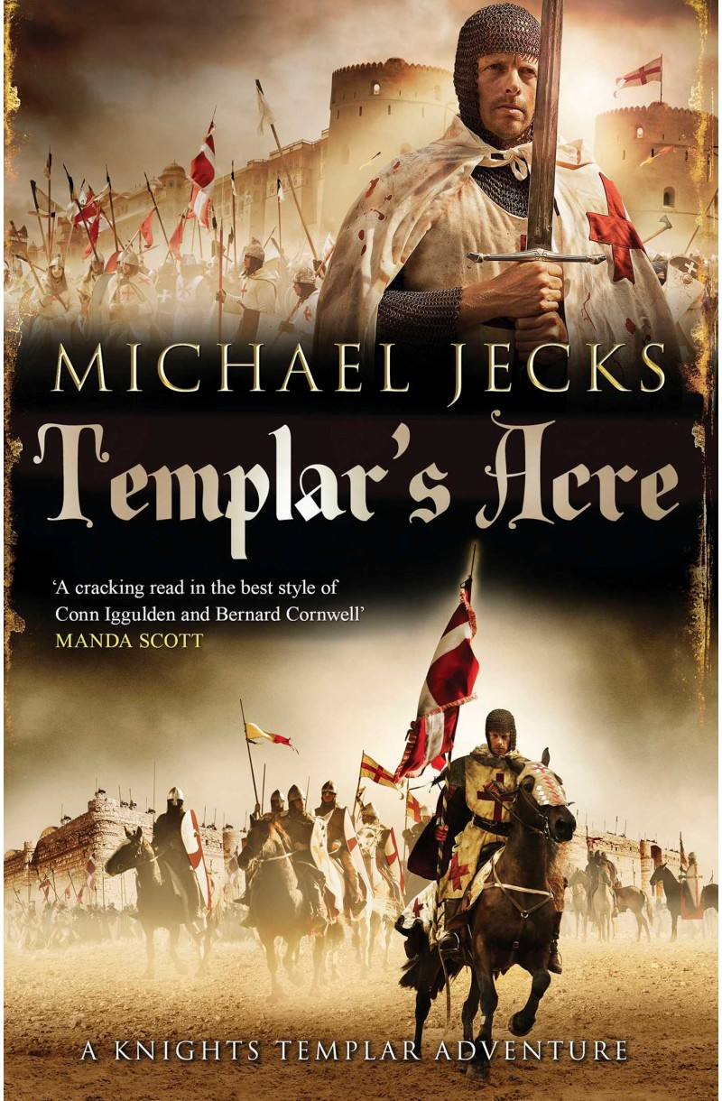 Templar's Acre (Knights Templer Mysteries)