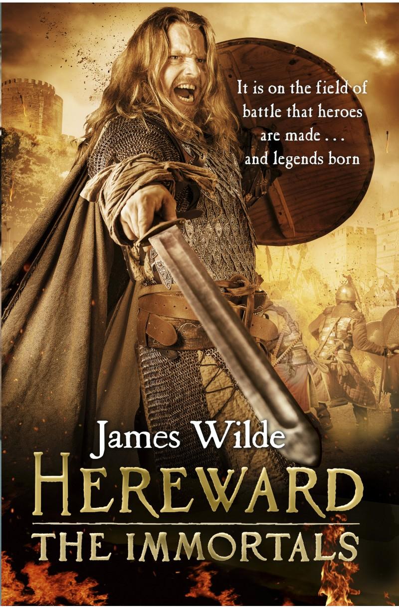 Hereward 5: The Immortals
