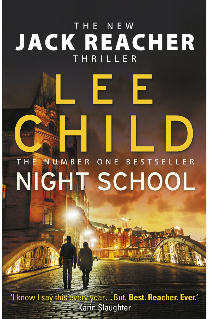 Jack Reacher: Night School (format de buzunar)