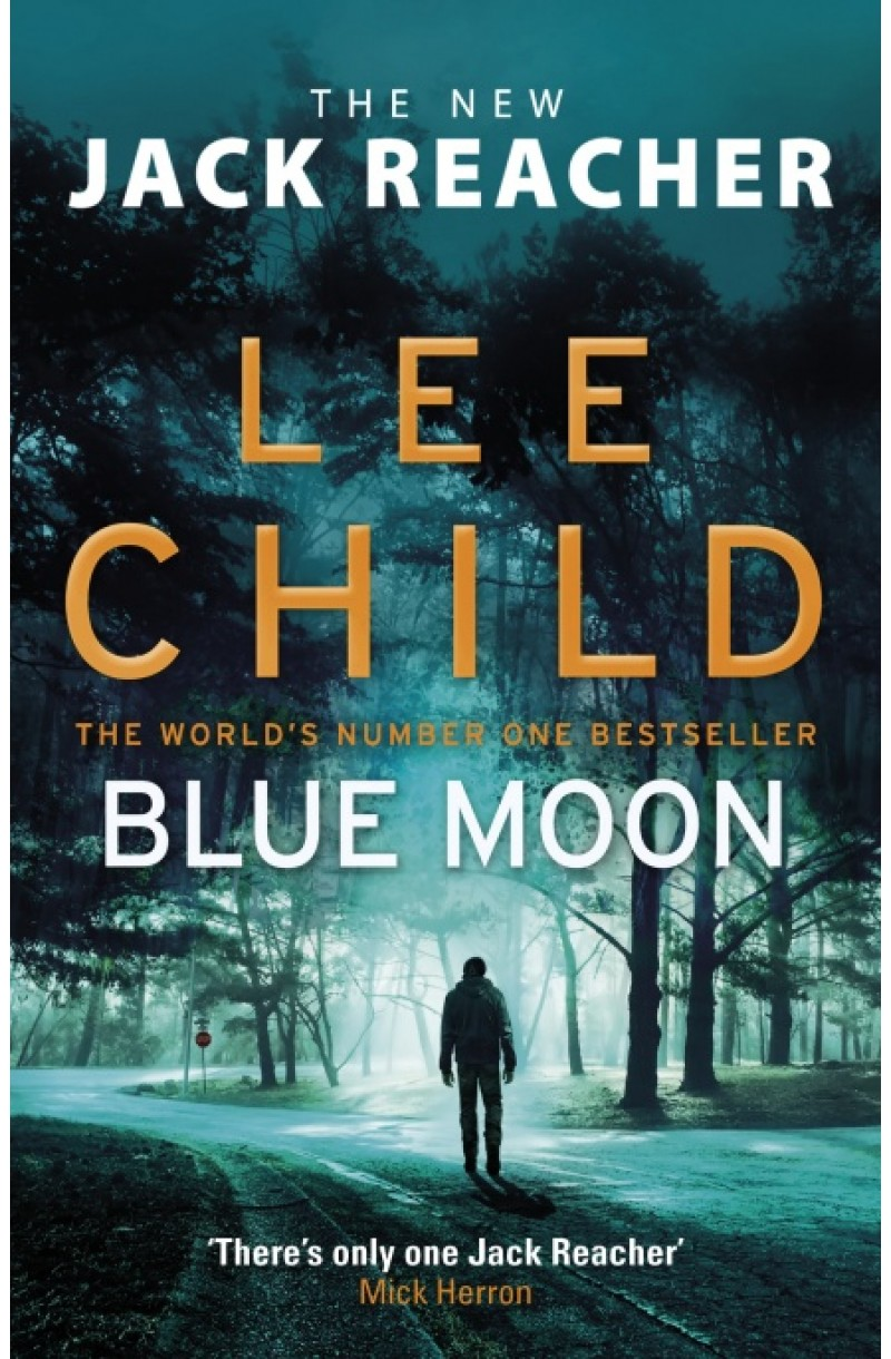 Jack Reacher: Blue Moon (editie de buzunar)
