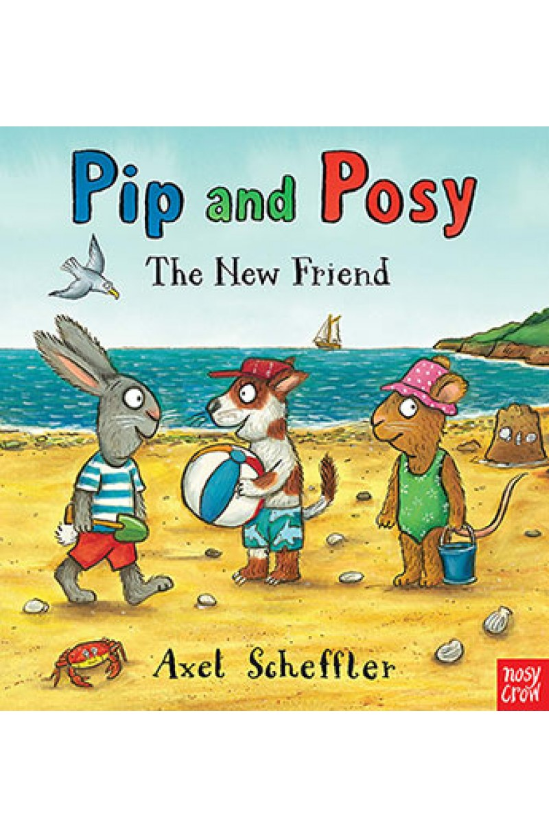 Pip and Posy: New Friend