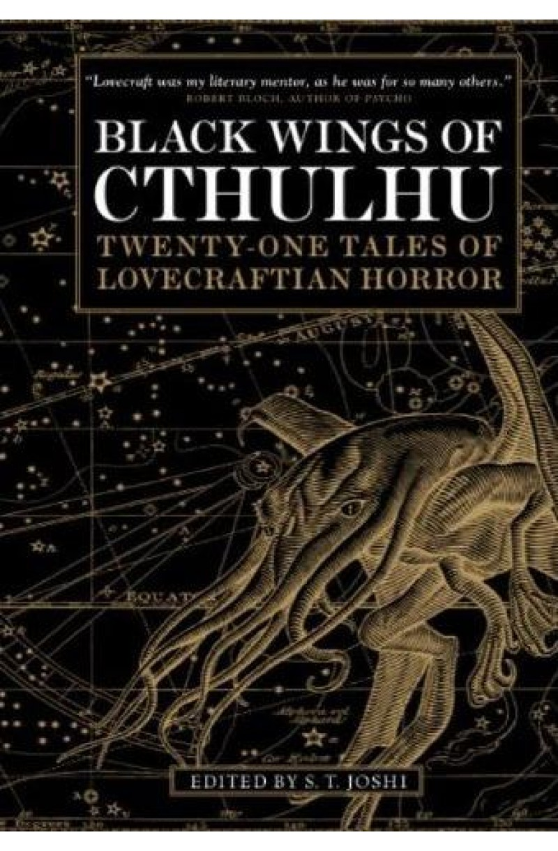 Black Wings of Cthulhu: New Tales of Lovecraftian Horror. Vol. 1