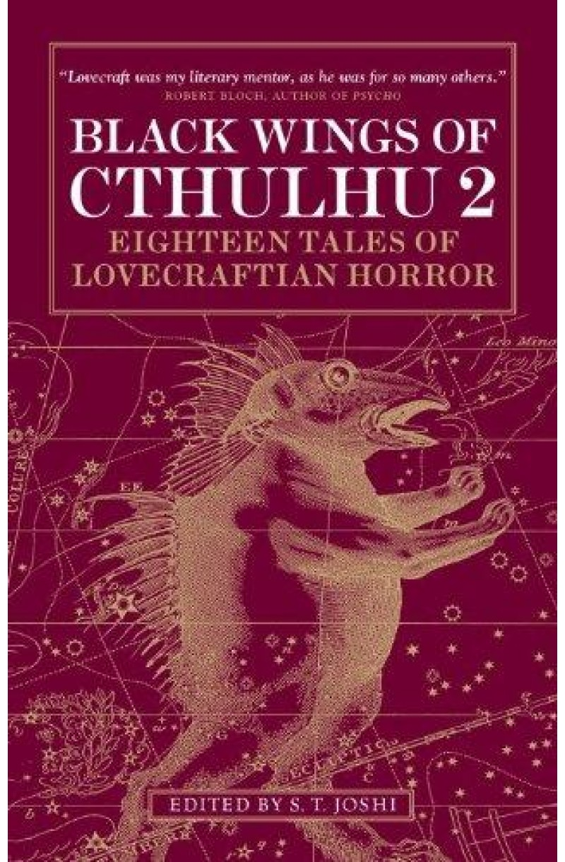 Black Wings of Cthulhu: New Tales of Lovecraftian Horror. Vol. 2