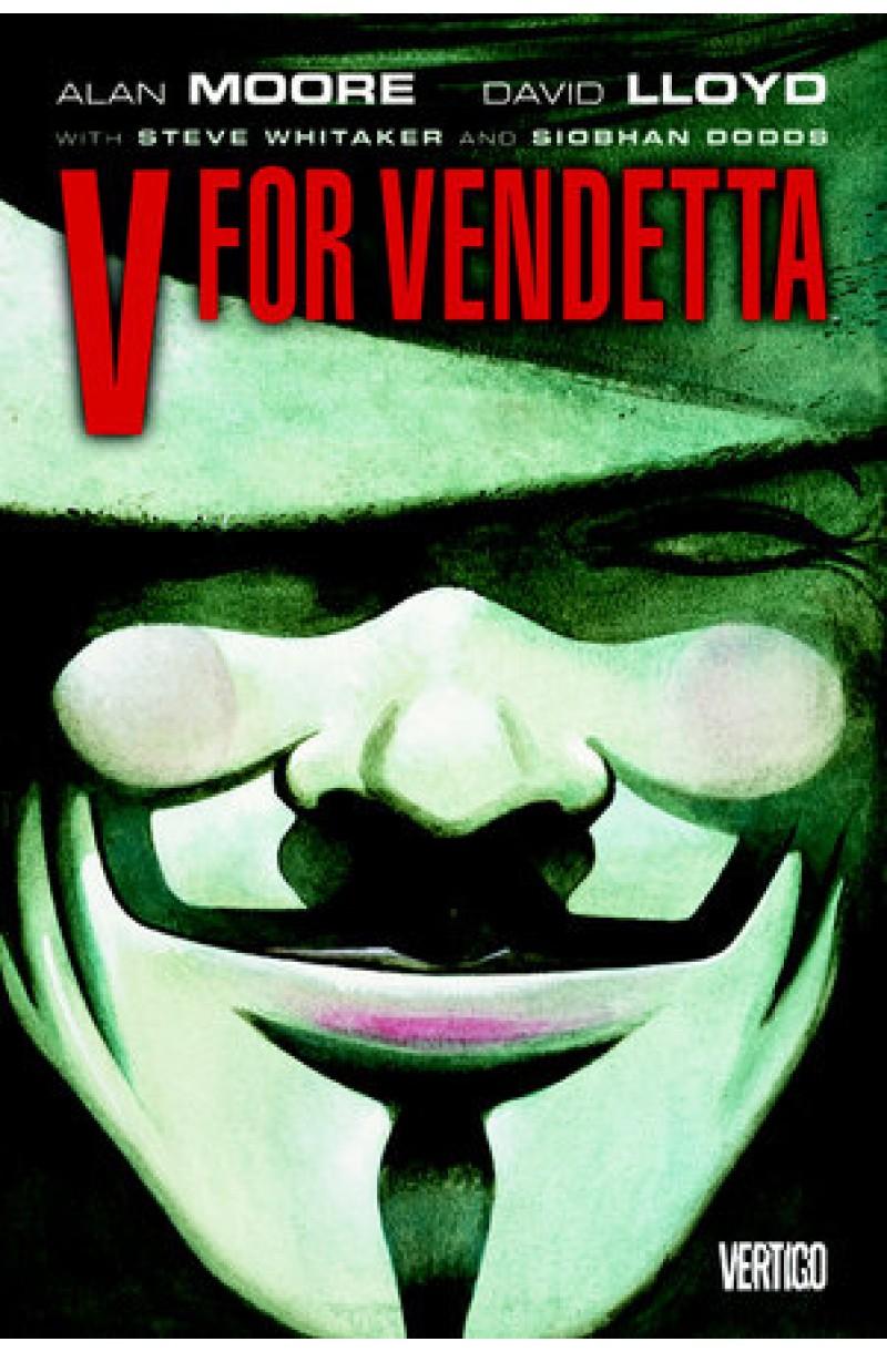 V for Vendetta New (New Edition TPB) (DC Comics)