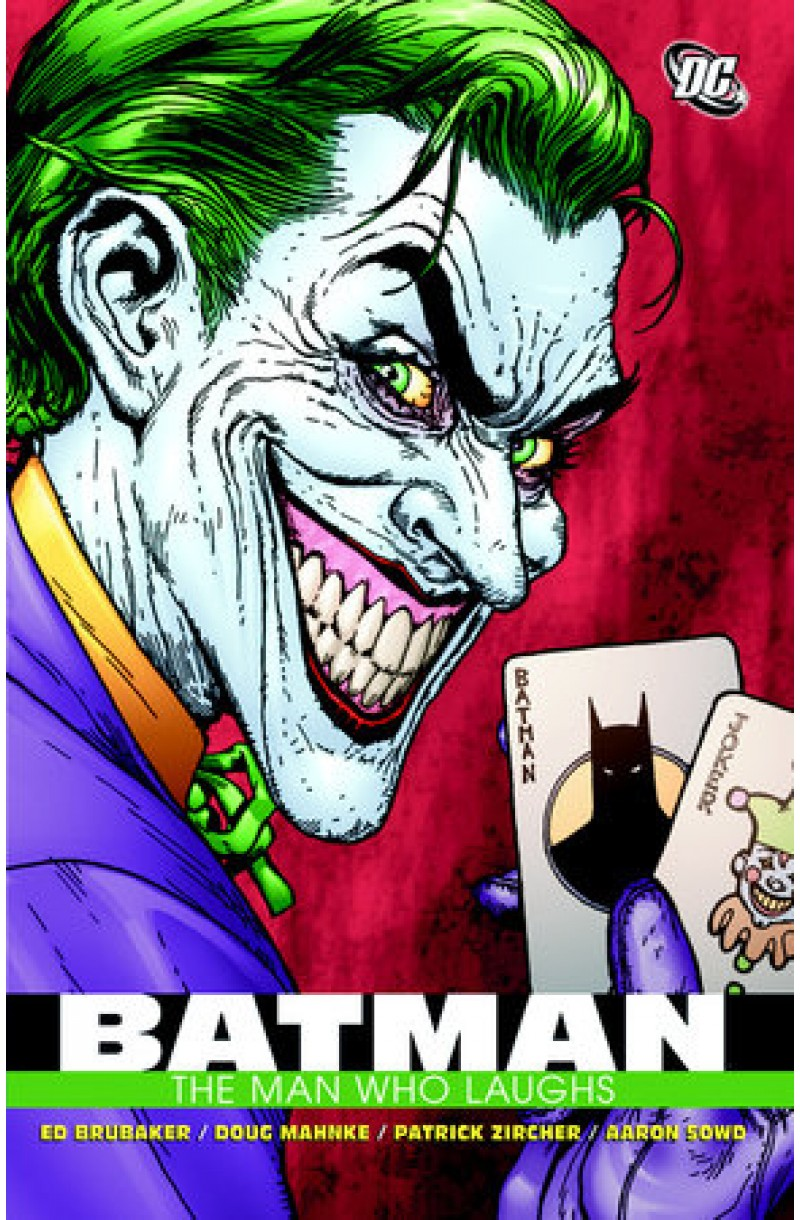Batman: The Man Who Laughs (DC Comics)