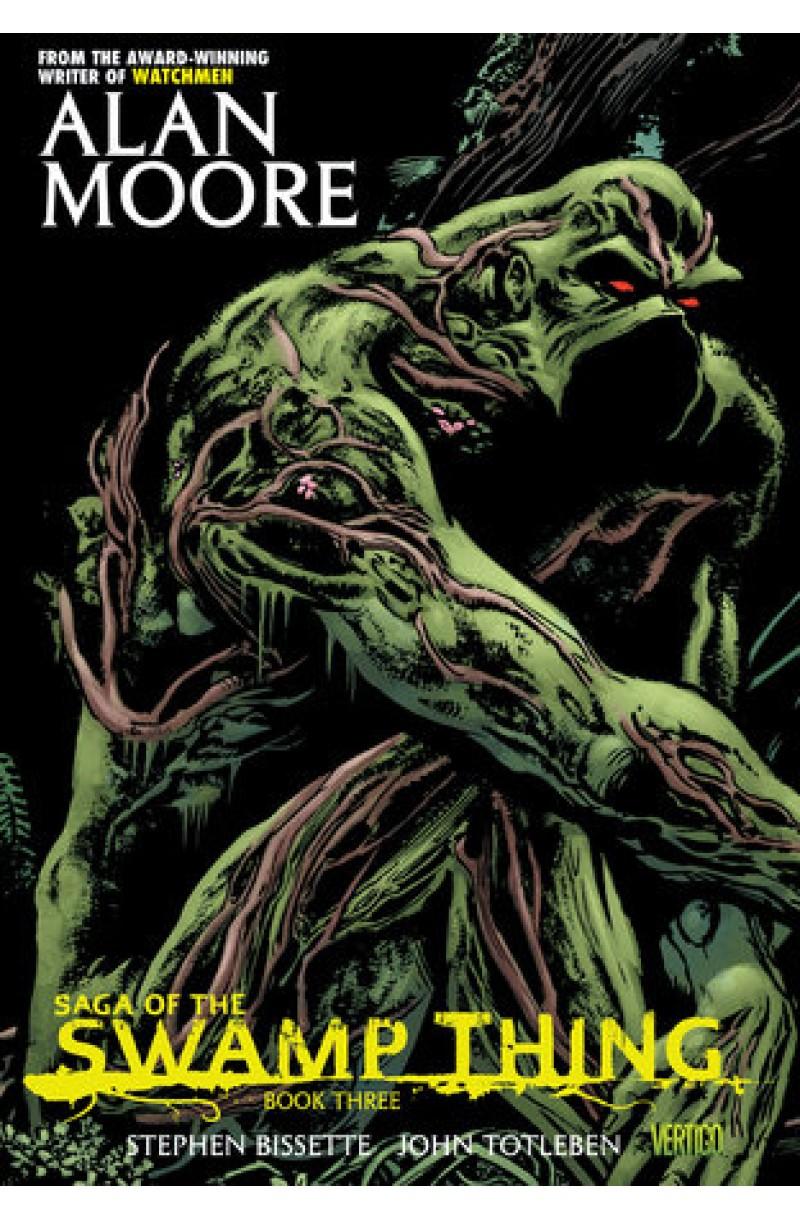 Saga of the Swamp Thing Book Three (DC Comics)