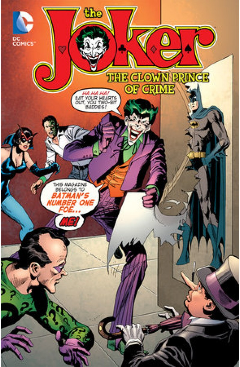 Joker: The Clown Prince of Crime (DC Comics)