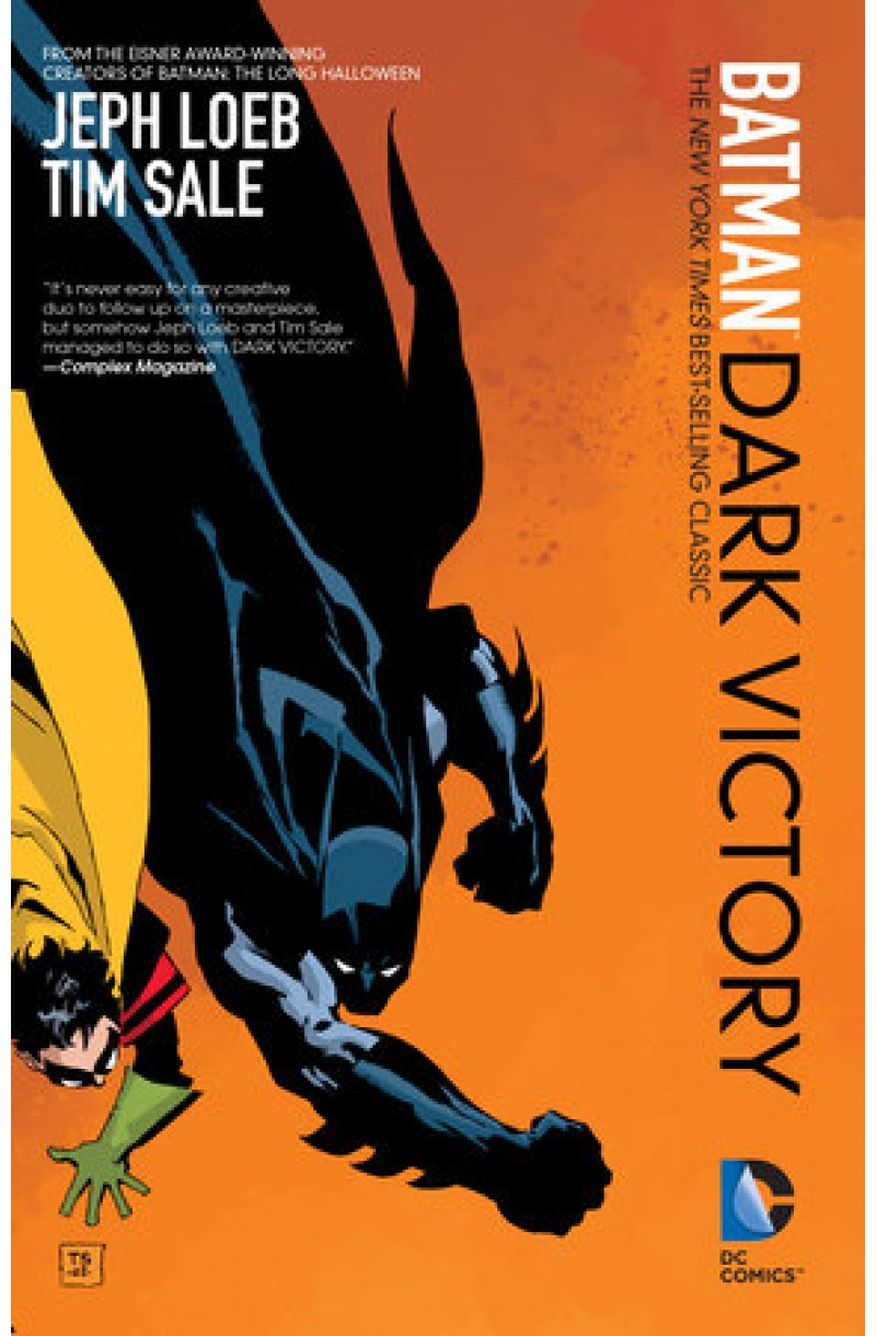 Batman: Dark Victory (New Edition) (DC Comics)