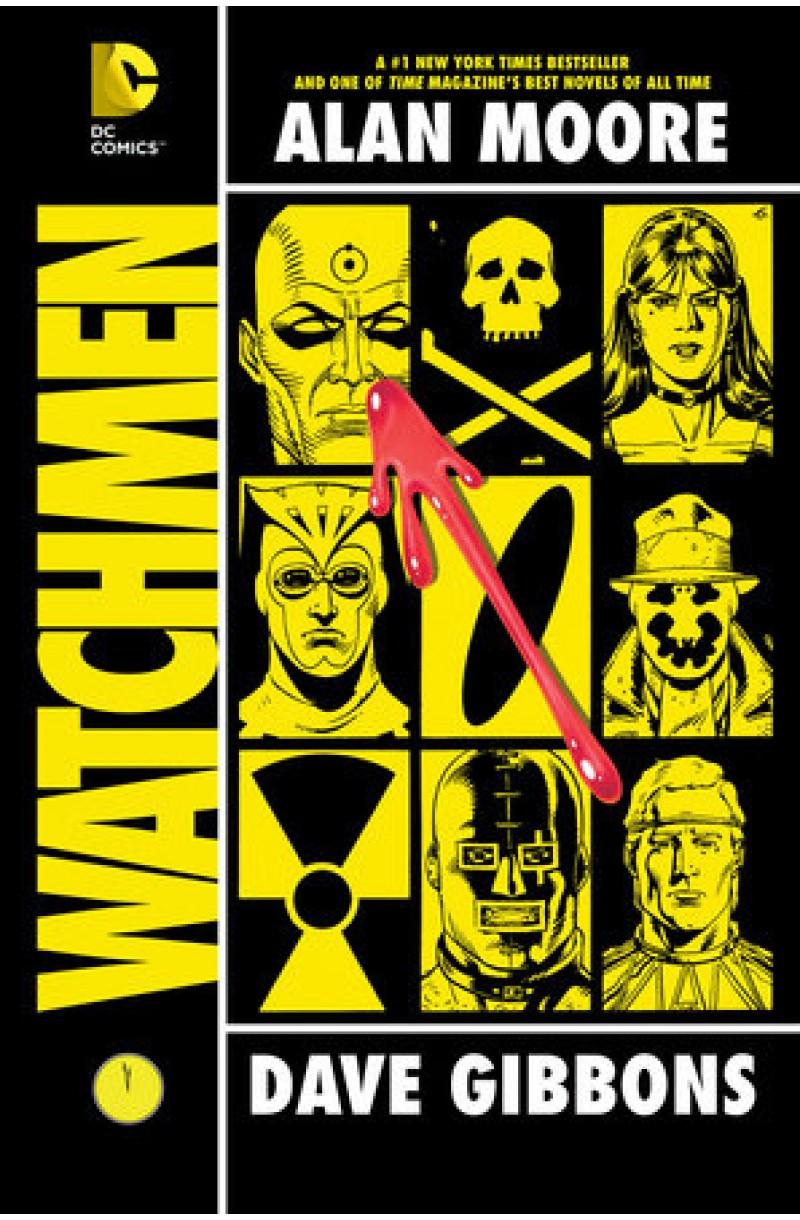 Watchmen: International Edition (DC Comics)