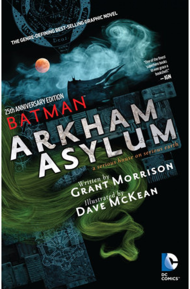 Batman: Arkham Asylum 25th Anniversary (DC Comics)