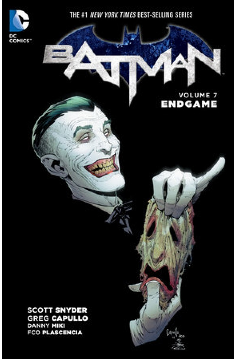 Batman Vol. 7: Endgame (The New 52) (DC Comics)