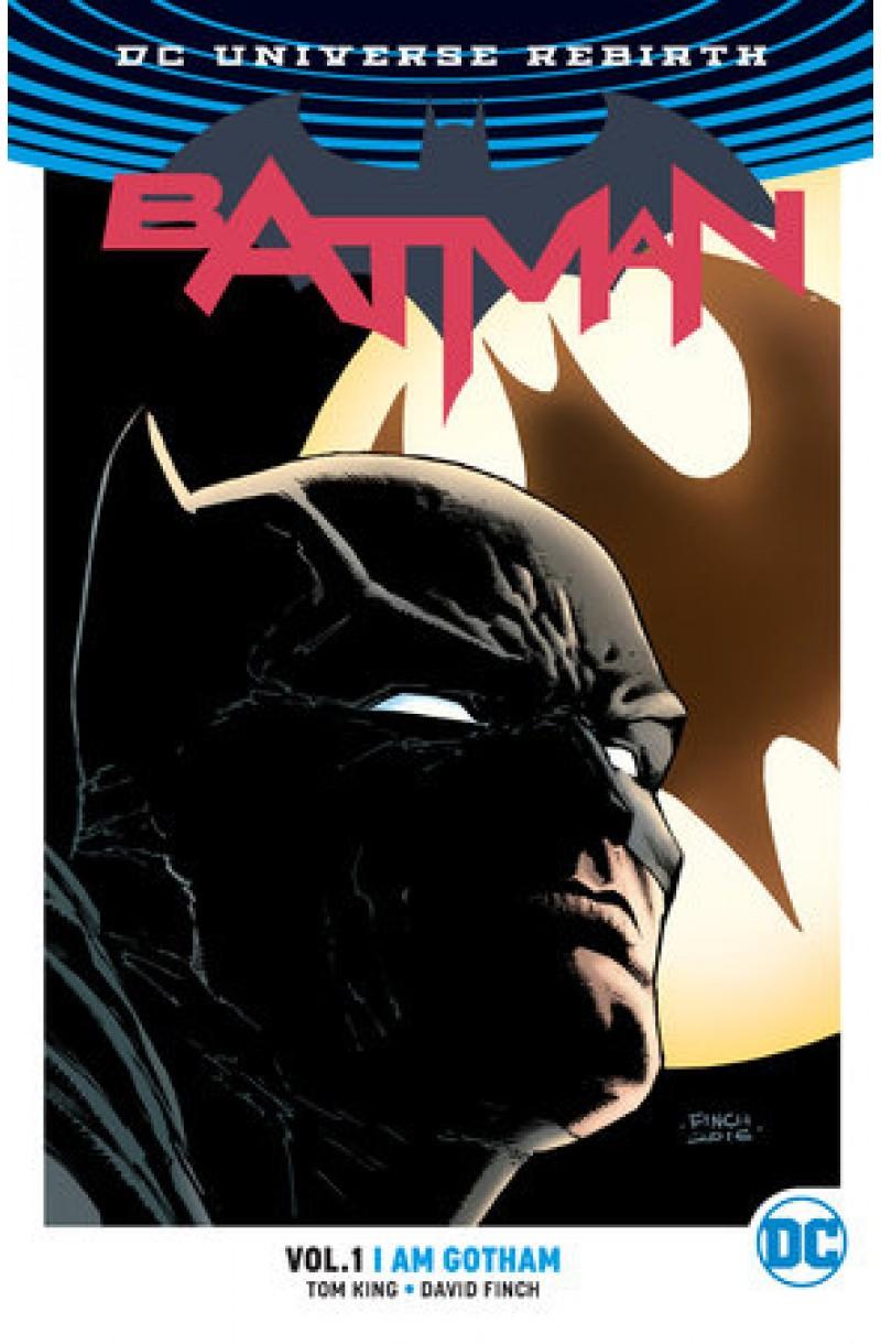 Batman Vol. 1: I Am Gotham (Rebirth) (DC Comics)