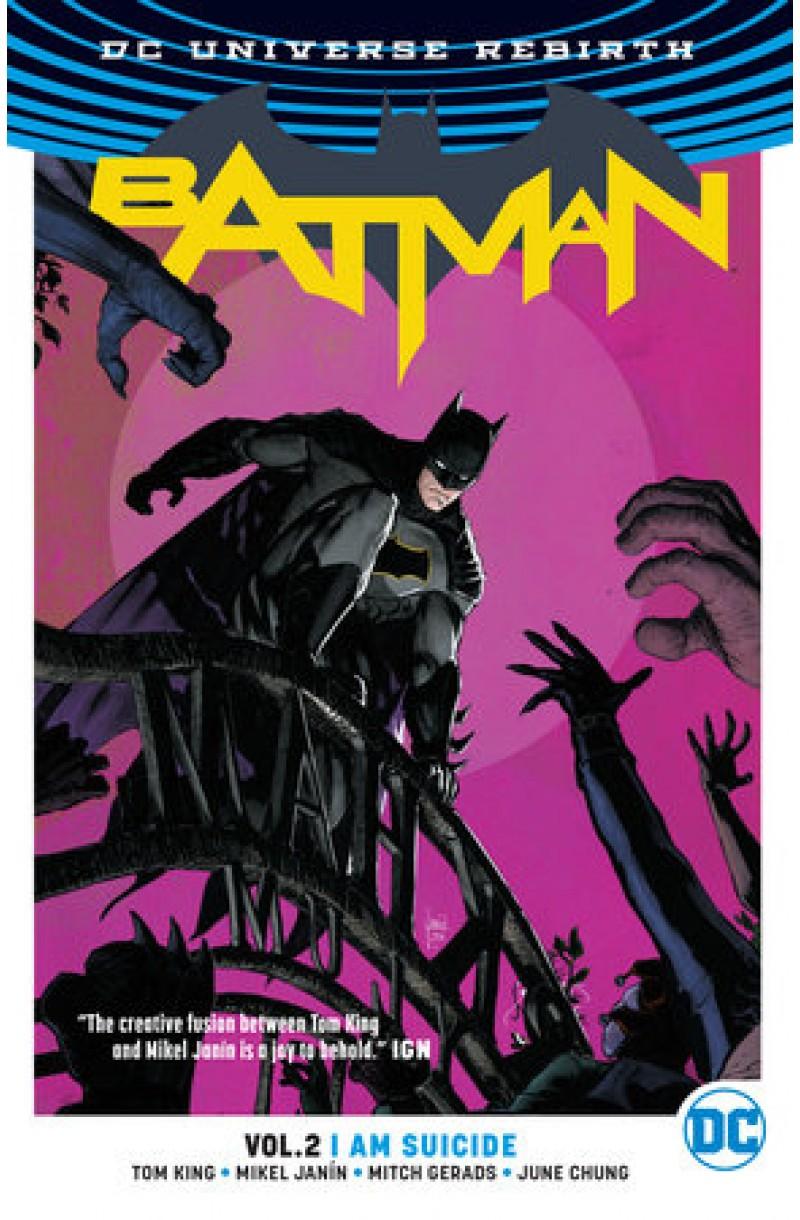 Batman Vol. 2: I Am Suicide (Rebirth) (DC Comics)