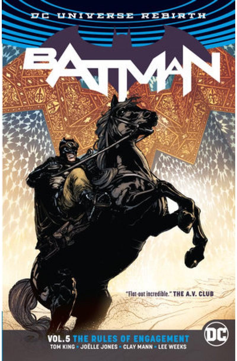 Batman Volume 5: Rules of Engagement (Rebirth) (DC Comics)