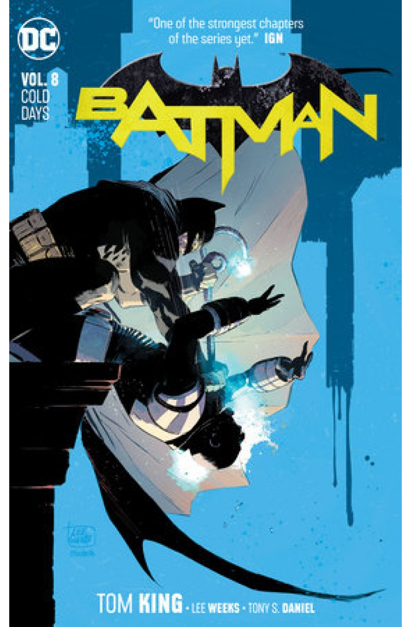 Batman Volume 8: Cold Days (DC Comics)