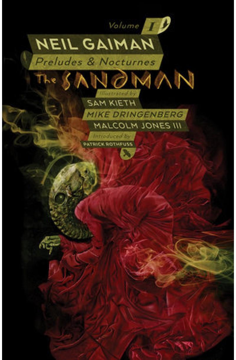Sandman Vol. 1: Preludes & Nocturnes 30th Anniv. Ed. (DC Comics)
