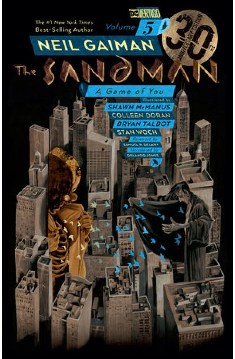 Sandman Vol. 5: A Game of You 30th Anniv. Ed. (DC Comics)