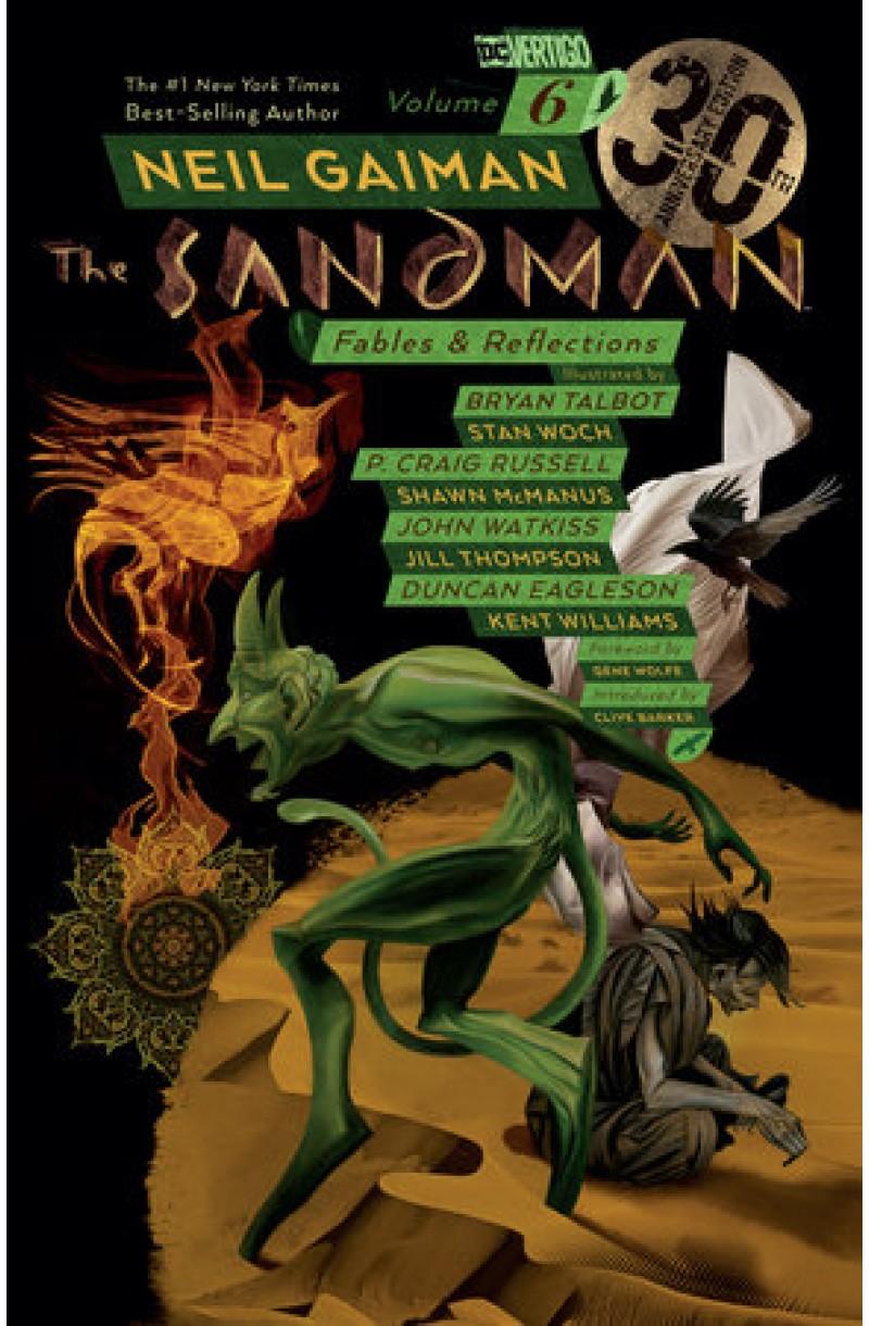 Sandman Vol. 6: Fables & Reflections 30th Anniv. Ed. (DC Comics)