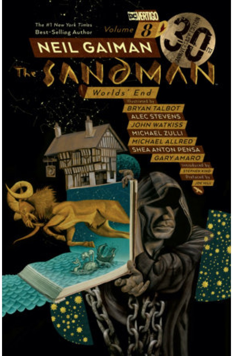 Sandman  Vol. 8: World's End 30th Anniv. Ed. (DC Comics)