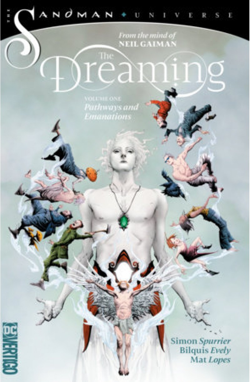 Dreaming Vol. 1: Pathways and Emanations (The Sandman Universe)