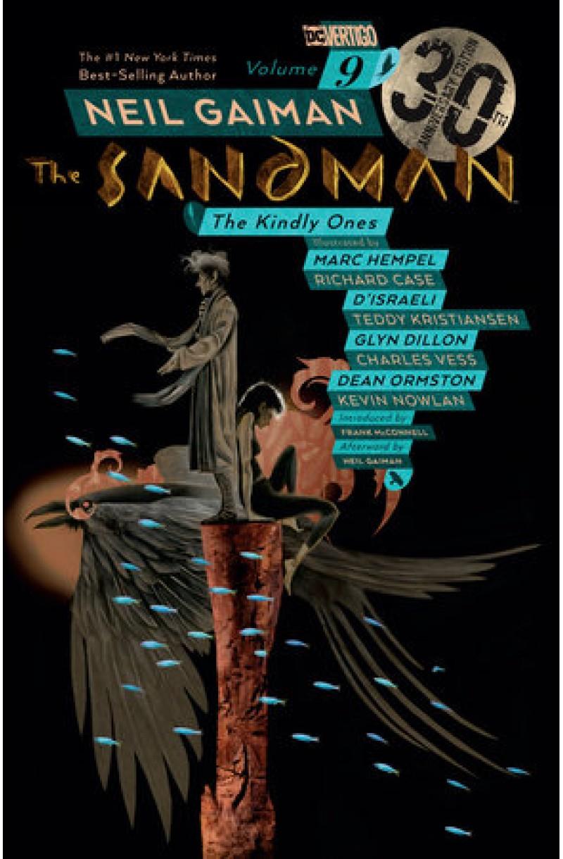 Sandman  Vol. 9: The Kindly Ones 30th Anniv. Ed. (DC Comics)