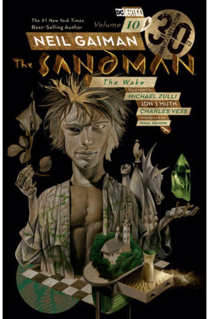 Sandman Volume 10: The Wake 30th Anniv. Ed. (DC Comics)