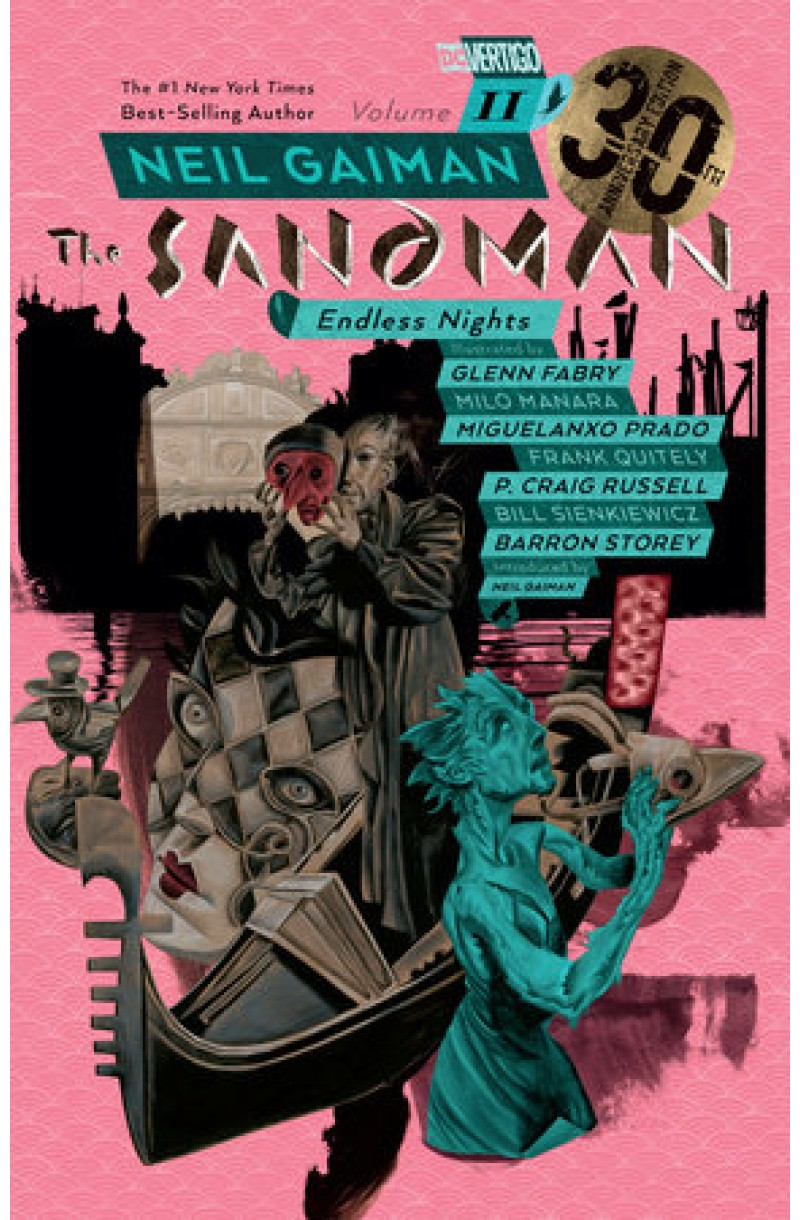 Sandman  Vol. 11: Endless Nights 30th Anniv. Ed. (DC Comics)