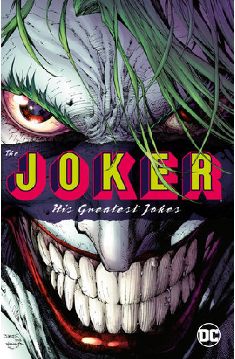 Joker: His Greatest Jokes (DC Comics)