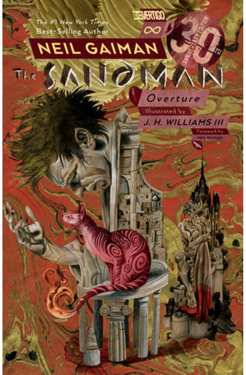 Sandman: Overture 30th Aniversary