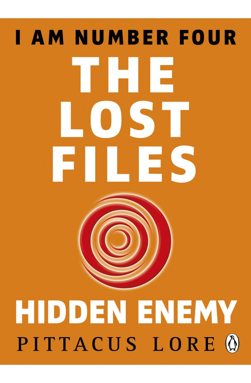I Am Number Four: The Lost Files 11: Hidden Enemy