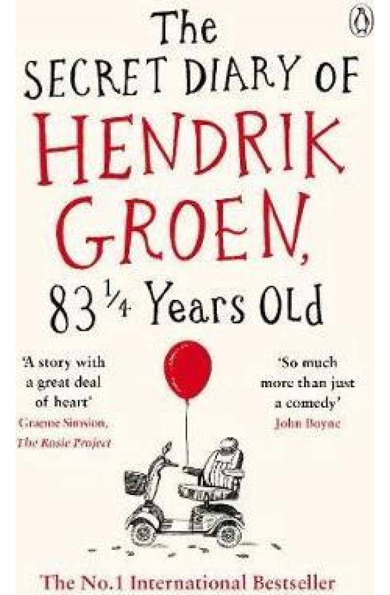 Secret Diary of Hendrik Groen, 83 ¼ Years Old