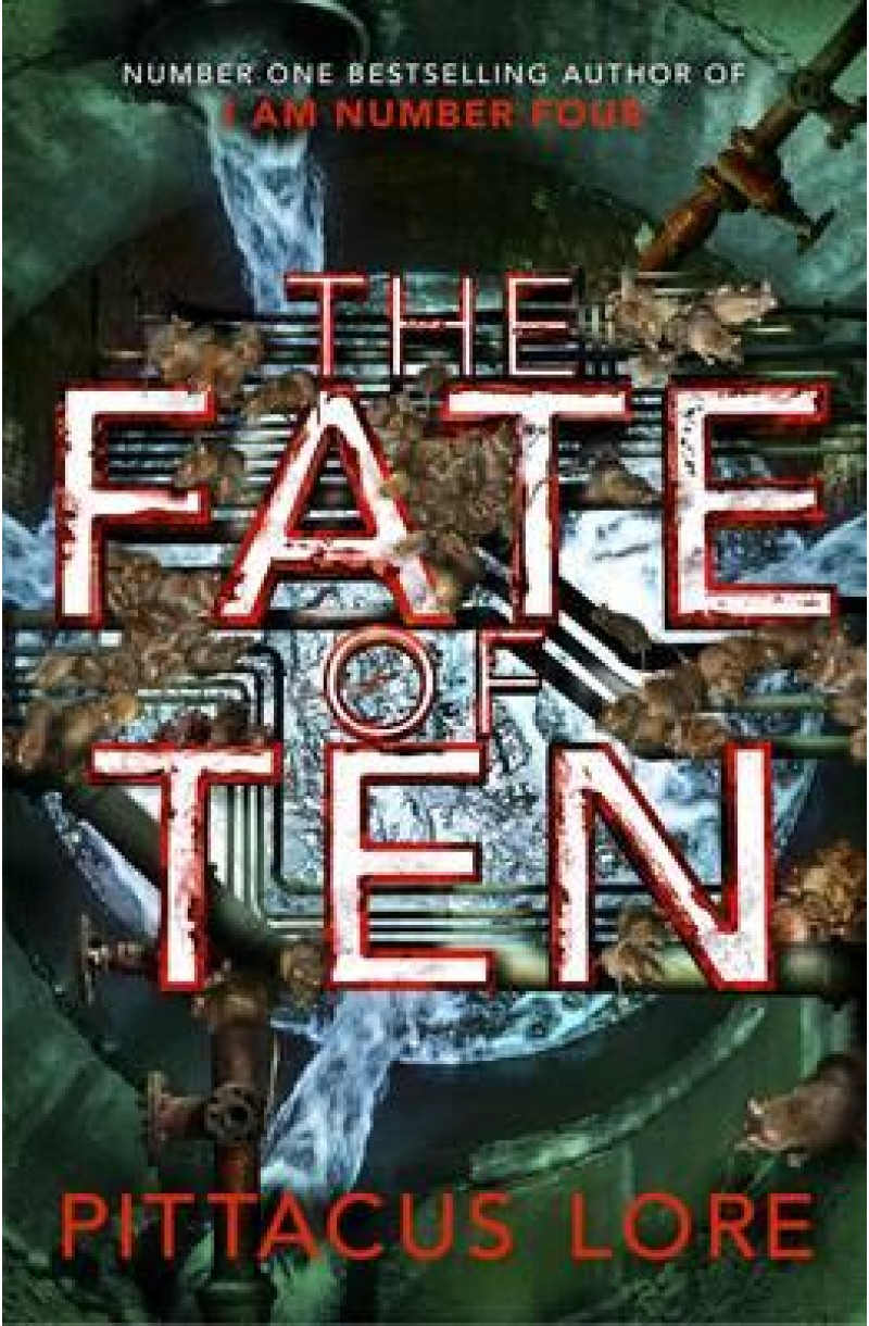 Lorien Legacies 6: Fate of Ten (format de buzunar)
