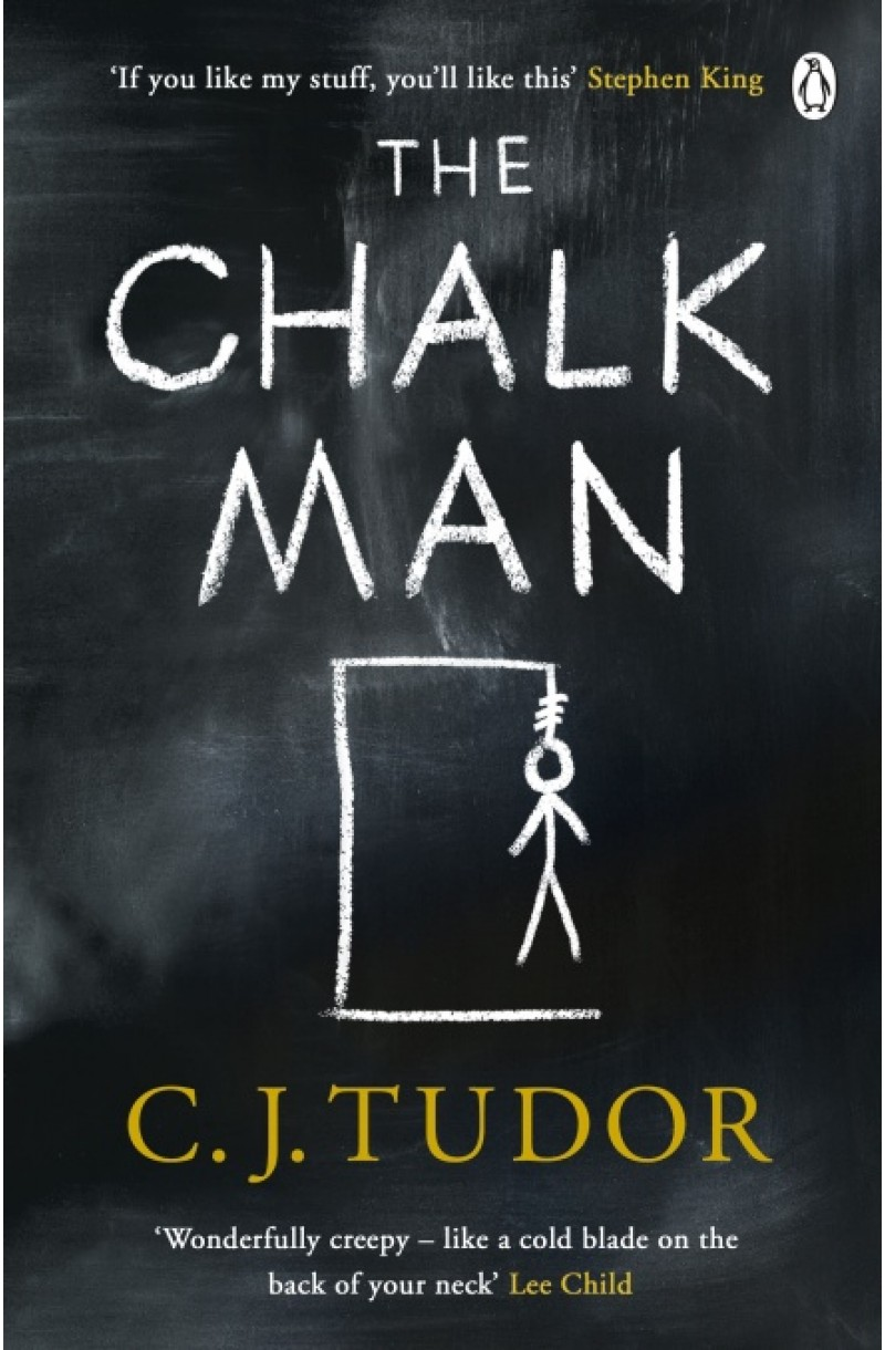 Chalk Man: The Sunday Times bestseller. The most chilling book you'll read this year