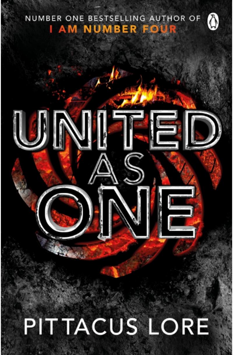 Lorien Legacies 7: United As One (format de buzunar)