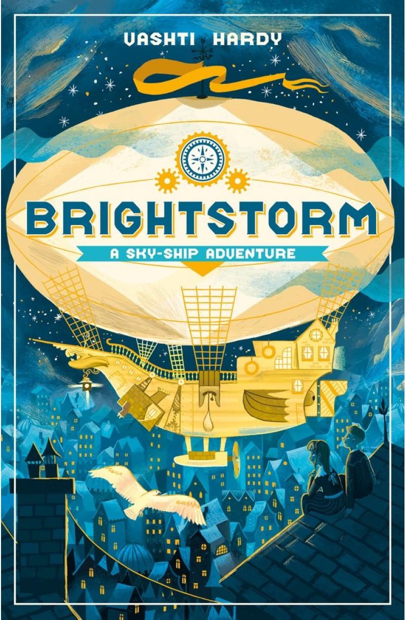 Brightstorm: A Sky-Ship Adventure