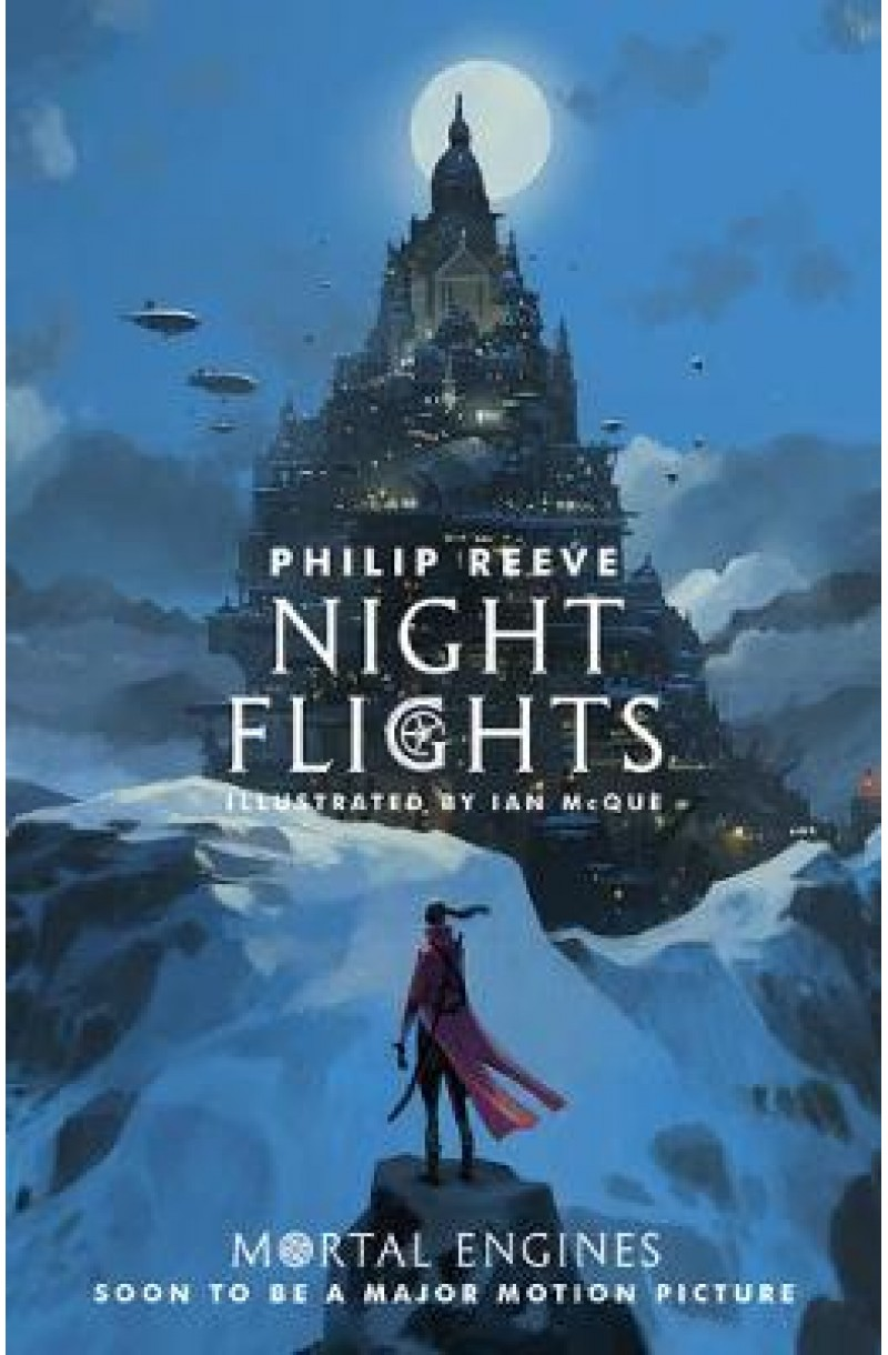 Mortal Engines Stories: Night Flights (editie cartonata)