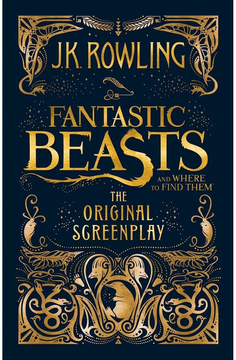 Fantastic Beasts and Where to Find Them: Original Screenplay