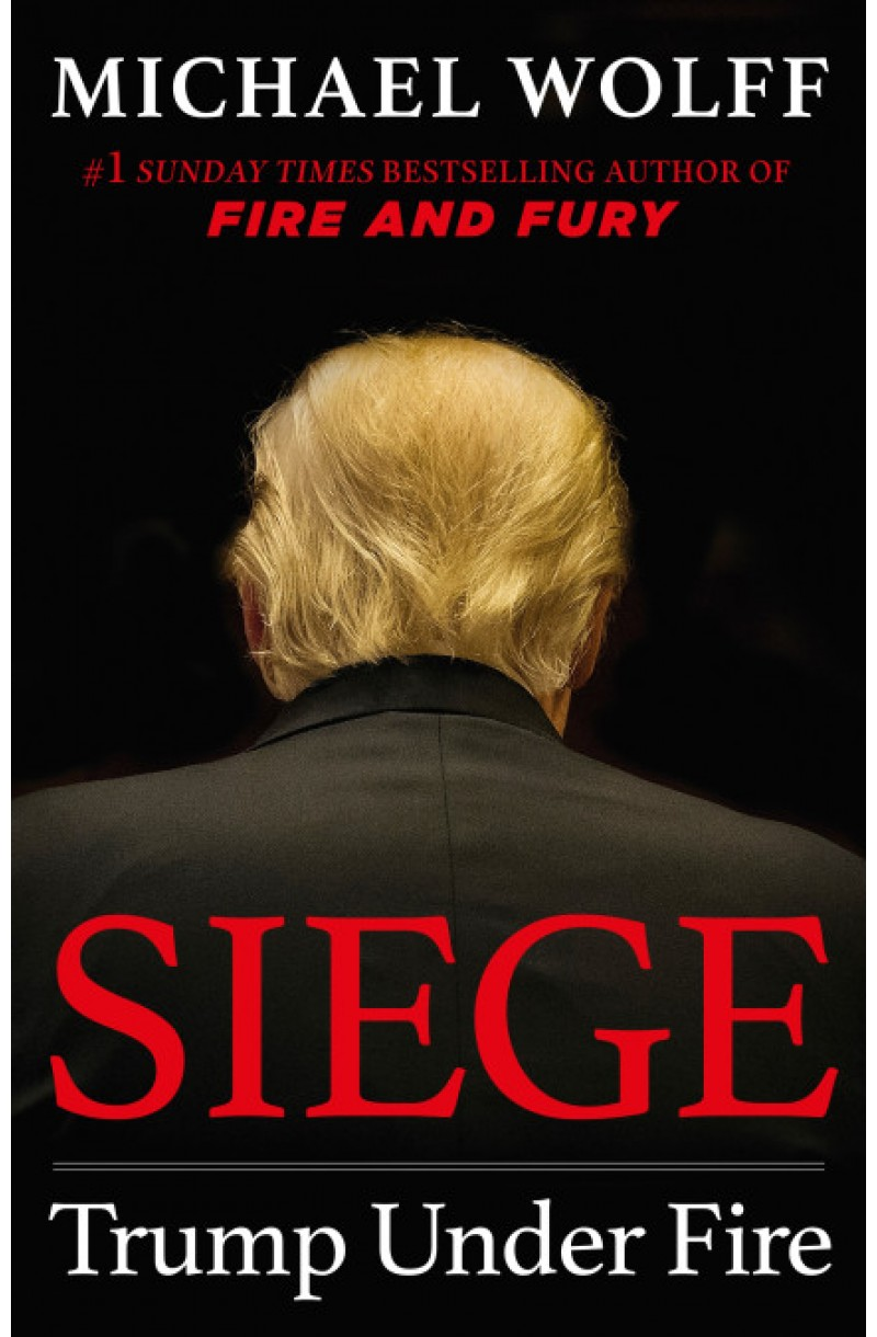 Siege: Trump Under Fire (format mare)