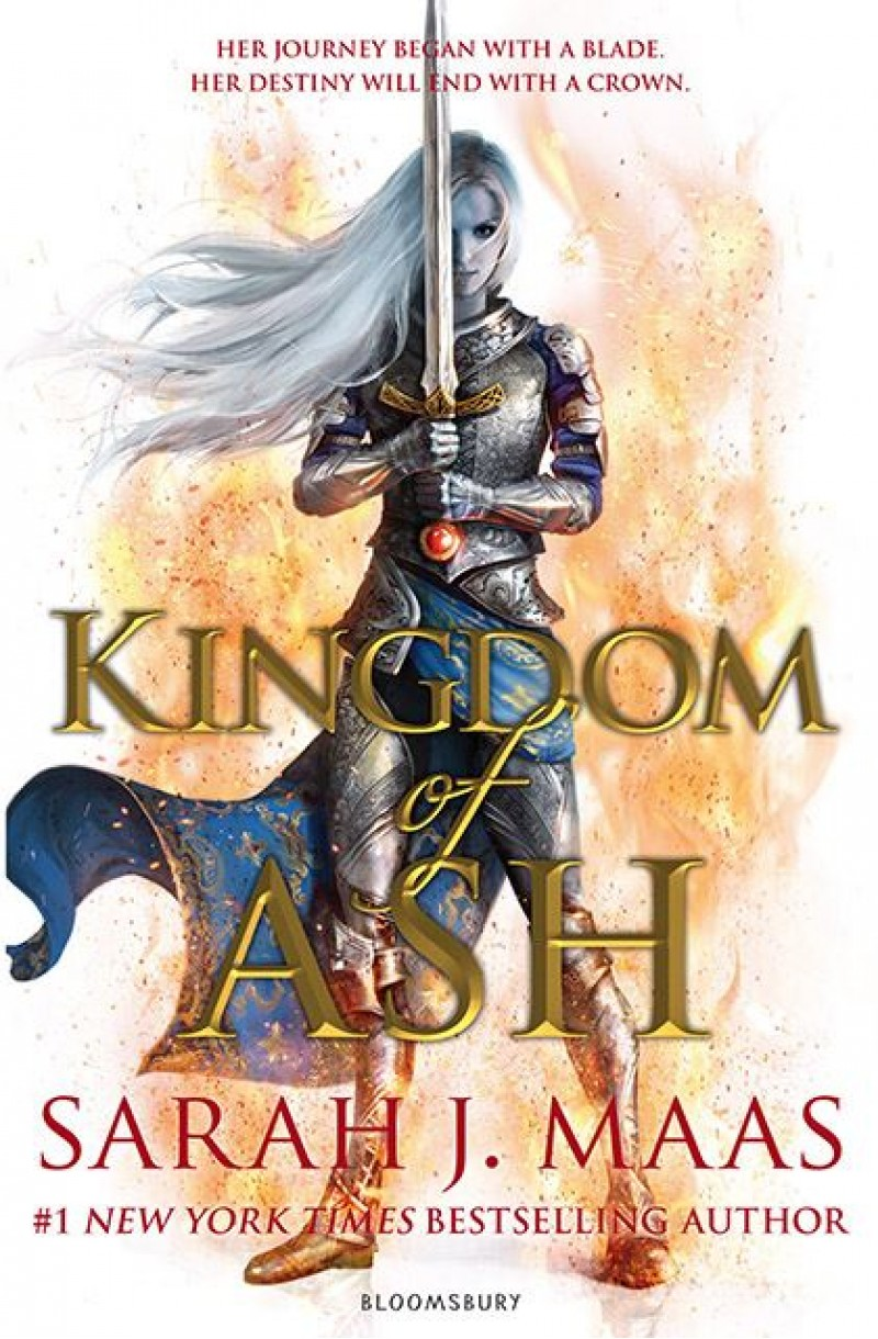 Throne of Glass 7: Kingdom of Ash