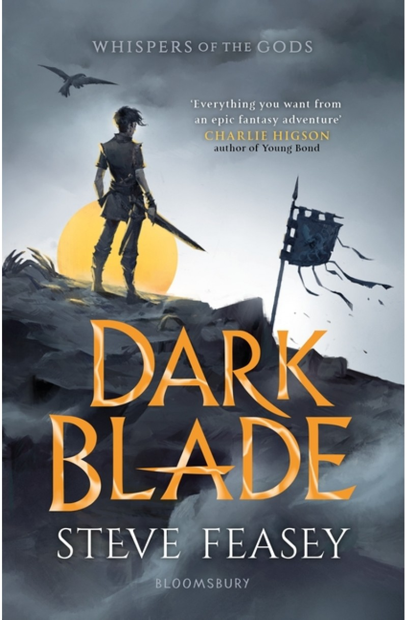 Dark Blade (Whispers of the Gods)