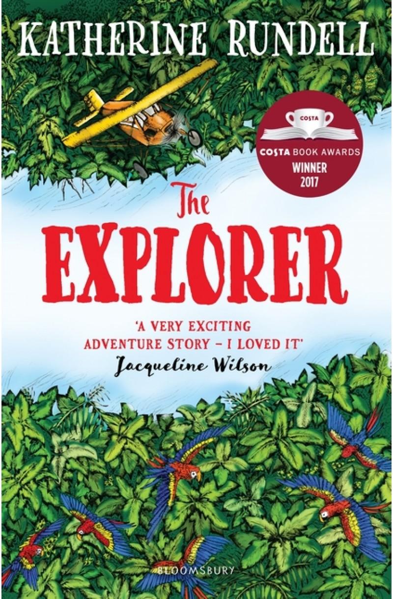 Explorer (Winner of the Costa Children's Book Award 2017)