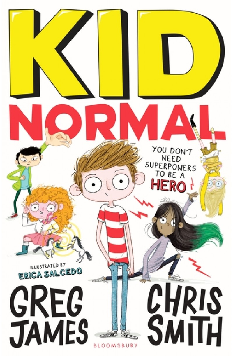 Kid Normal