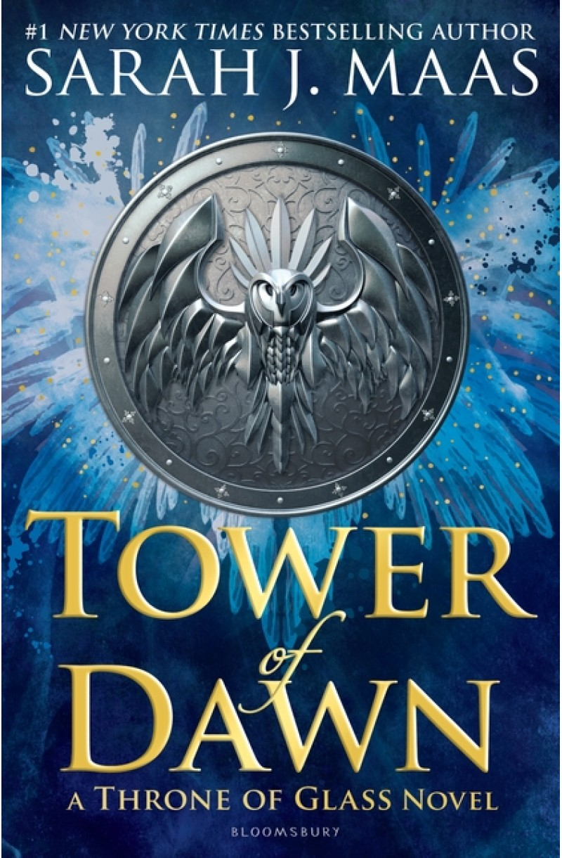Throne of Glass 6: Tower of Dawn