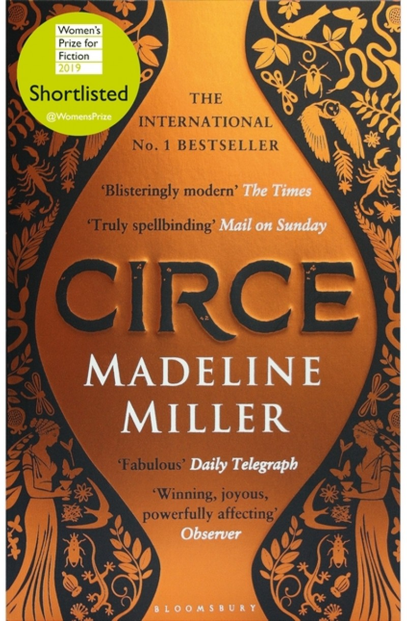 Circe (Shortlisted for the Women's Prize for Fiction 2019)