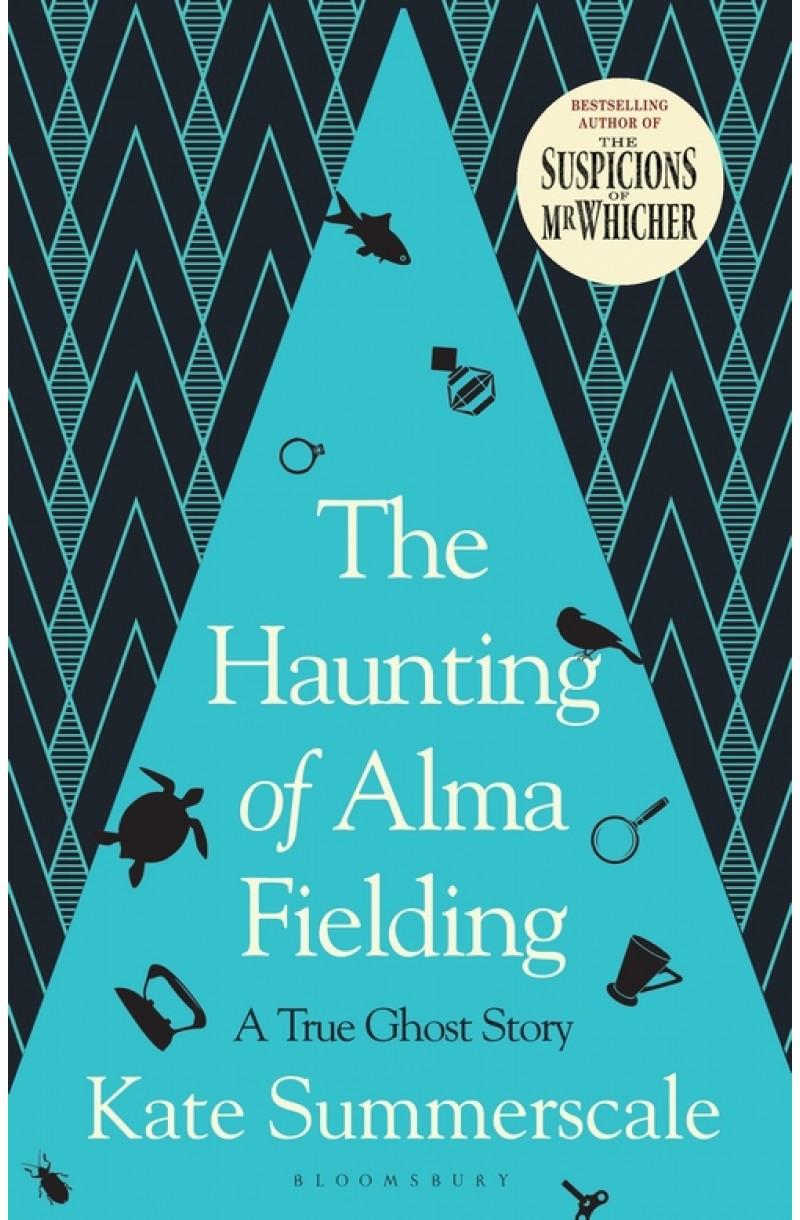 Haunting Alma Fielding (format mare)